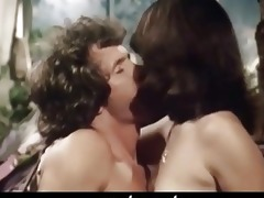 retro blow job with bushy bawdy cleft and hot