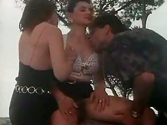 outdoor vintage some with breasty strumpets