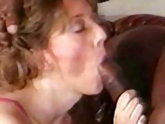 summer rose retro blonde doxy enjoying a bbc