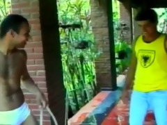 vintage homo non-professional video deepfucking