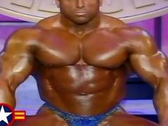 musclebull king kamali: 3492 arnold classic