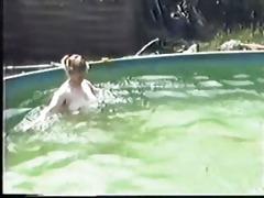 older pair having sex in the pool part 9 wear