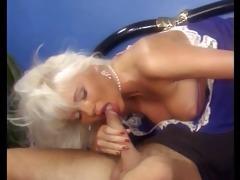 blonde hotty masturbating when assfucked, helen