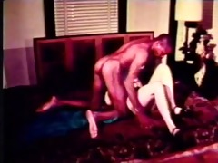 vintage: classic 101s interracial group sex