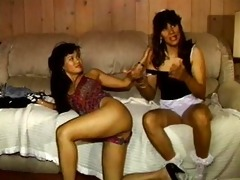 first time lesbo hotties 11 - scene bts