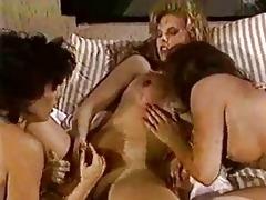 vintage hotties share ladymans penis