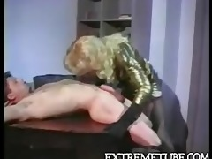 vintage tranny & lad fuck