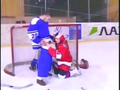 russian-pauline polyanskaya ice hockey part 9