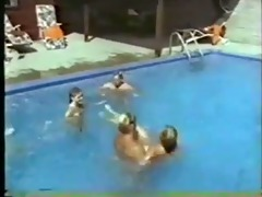 vintage pool party (german dub)