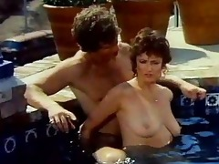 classic sex and lesbian romp in vintage porn