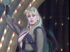 cicciolina sabrina salerno 81s italian television