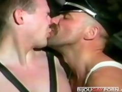 classic bdsmleather scenes from roger earls pics