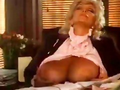 classic clip with office oral-sex