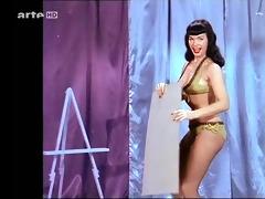 bettie page - mutter des fetisch (doku 3757)