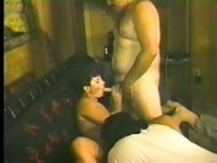 non-professional orgy