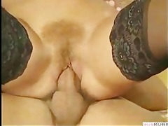 retro couple fuck during the time that the maid