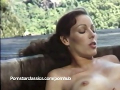 classic pornstar annette haven lesbian hawt tub