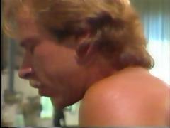 guy drills hawt busty blonde and retro black