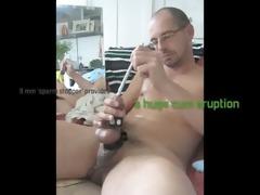 1mm sperm stopper, eruption