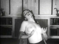 vintage stripper film - casbah serf angel