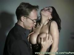 classic porn: sticky tales!
