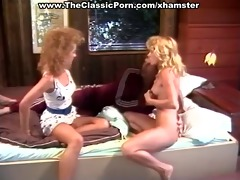 group entertainment of hot blonde