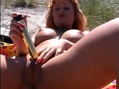 danish dina jewel sunny day at the beach