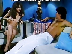 dynamic retro episode with sexy lady