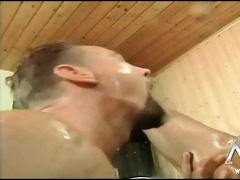 classic german wife enjoys a fine muff pounding