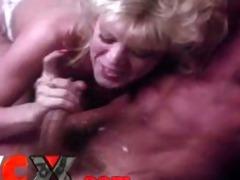 sperm flow and facial montage classic porn