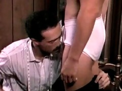 tailor seduces groom (vintage)
