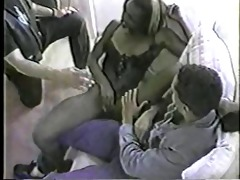 jake steed (black american, light skin) &; a