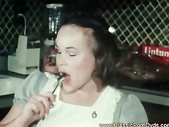 peanut butter flavored vagina