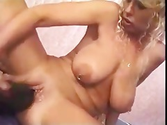 mature biker floozy with massive dildoes