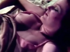 highly sexy retro coitus on daybed