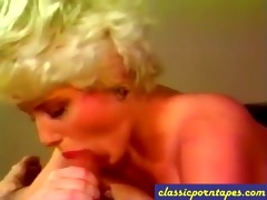 blonde mother i in retro porno