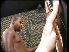black white bareback coarse group fuck