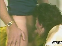 sharon mitchell - a super hot retro sex session