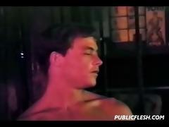 retro homosexual fetish hardcore