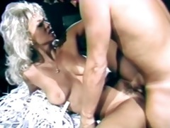 alicia monet bleached blonde &; team-fucked