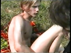 retro gay: analtraining 7061