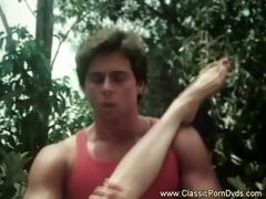 enjoy threesome classic porn