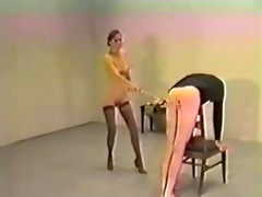 severe caning