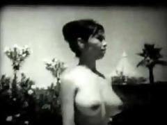 sexy vintage stripper