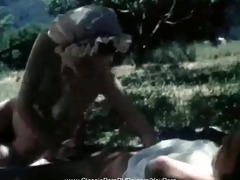 vintage outdoor sex play 89611
