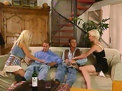 french blondes zabou and caramelle foursome