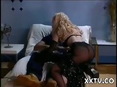 dalny marga butt drilled by darksome knob