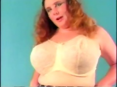 large bras,vintage big pretty woman