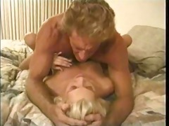 old school virginal blond fucked hard