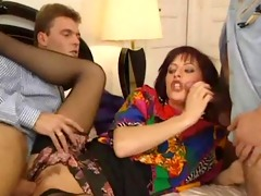 retro french group sex